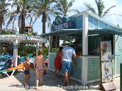 There Are Numerous Snack Bars Throughout The PortAventura Aquatic Park