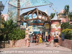 The Entrance To The PortAventura Aquatic Park