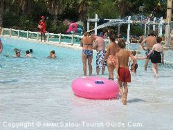 The Port Aventura Water Park Is Only A 15 Minute Drive From Salou