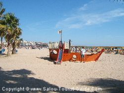The Beach In Salou Has Plenty To Do For Children