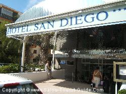 The San Diego Hotel Salou