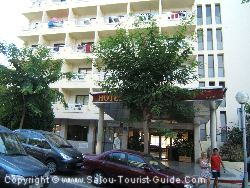 The San Francisco Hotel In Salou