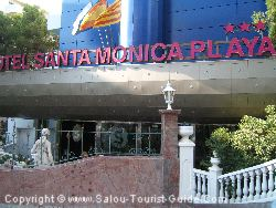 The Santa Monica Hotel In Salou
