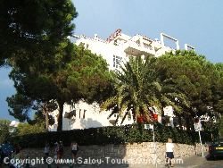 The Caspel Hotel In Salou