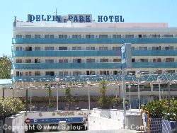 The Delphin Park Hotel In Salou
