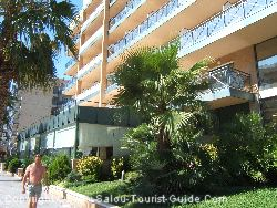 The California Palace Hotel In Salou