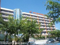 The Piramide Sol Hotel In Salou