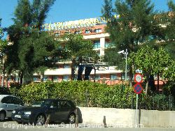 The Villa Romana Hotel In Salou
