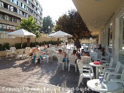 The Terrace At The Los Angeles Hotel Salou