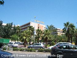 The H10 Hotel In Salou: Europa Park