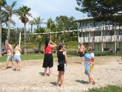 There Are Plenty Of Activities Available At The Hotel Caribe In Salou