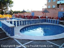 The Children's Pool At Hotel Molinos Park Salou