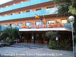 The Hotel Molinos Park Salou