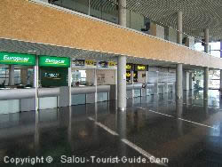 The Car Hire Companies Inside Reus Airport Are Near To Port Aventura