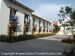 Accommodation At The El Paso Hotel Port Aventura